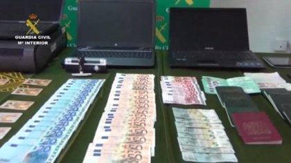 Detenidas 11 personas al desarticular una red de estafas bancarias que actuaba en Castellón y tres ciudades más