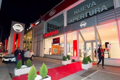 Nissan abre concesionario oficial en Teruel