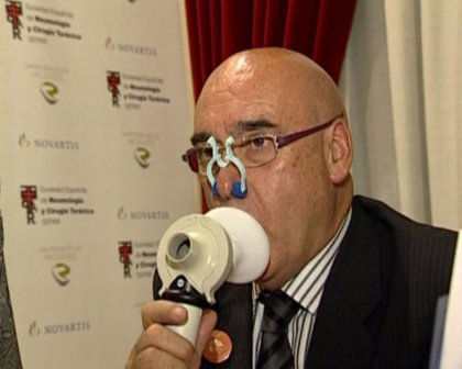 La EPOC afecta aproximadamente a dos millones de personas en España