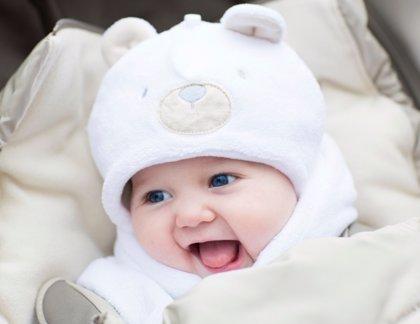 Cómo abrigar al bebé en invierno