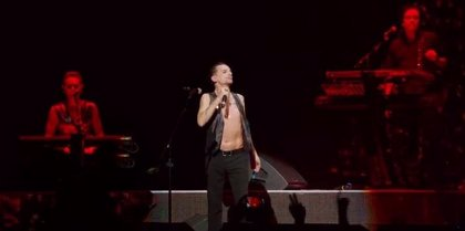 Depeche Mode estrenan videoclip en directo: 'Should be Higher'