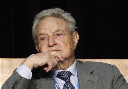 (Ampl. 2) George Soros, socio de referencia FCC, al tomar un 25% del capital por unos 700 millones