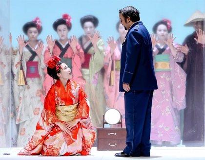 La Ópera de Oviedo retransmitirá en directo en pantalla gigante Madama Butterfly