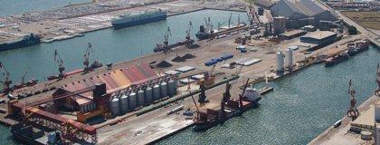 CANTABRIA.-El Puerto ha movido esta semana más de 111.900 toneladas de mercancías