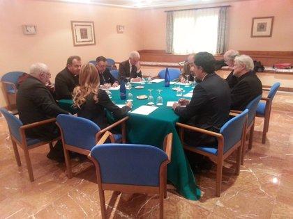 Pérez Pastor participa en la primera reunión del Comité de Honor de Via Cantorum