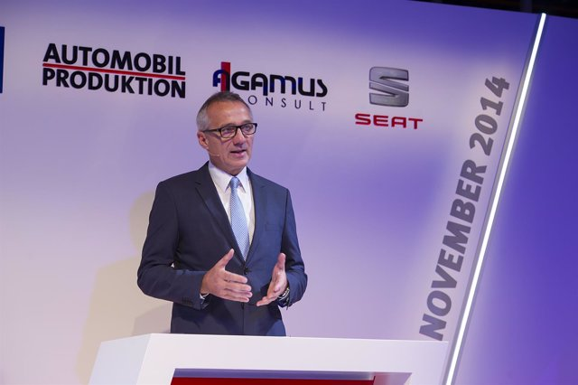 Congreso Automotive Lean Production en la sede de Seat