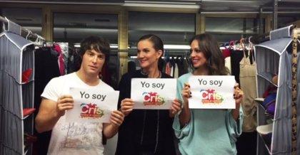 Iniesta, Jordi Cruz y Eva González se solidarizan contra el cáncer