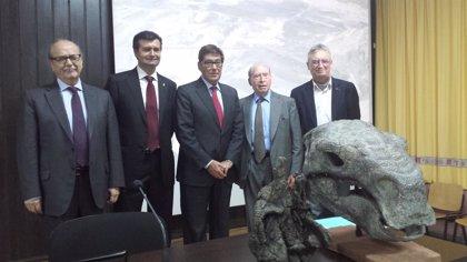 Nueva sede de Territorio Dinópolis en Ariño
