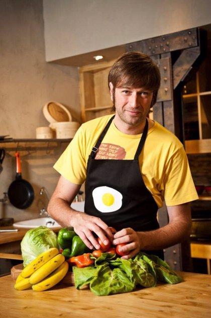 El cocinero Julio Bienert participará en la IV edición de 'Showfood' en Madrid