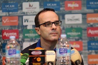 """Ocampo (UCAM): """"Tenemos que jugar en Madrid a tope cada segundo y minuto"""""""