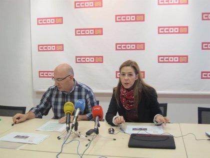 """CC.OO. destaca la """"fragilidad"""" del mercado laboral aragonés"""