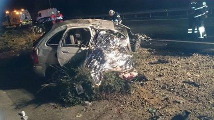 Las fallecidas en el accidente de San Roque tenían 27 y 52 años y eran vecinas de Marbella