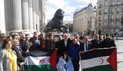 El Polisario pide en el Congreso que España impulse un referéndum en el Sáhara desde el Consejo de Seguridad de la ONU