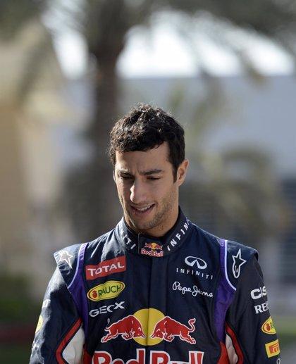 """Ricciardo: """"Yas Marina se las arregla para sacarte la adrenalina"""""""