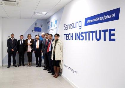 Nace en Málaga Samsung Tech Institute para ampliar la formación de futuros profesionales digitales