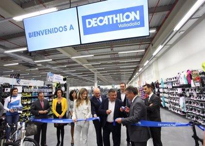 Decathlon supera el centenar de establecimientos en España con la nueva apertura en Valladolid