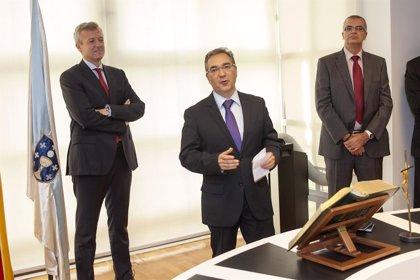 Luis Menor toma posesión como nuevo director xeral de Emerxencias e Interior de la Xunta