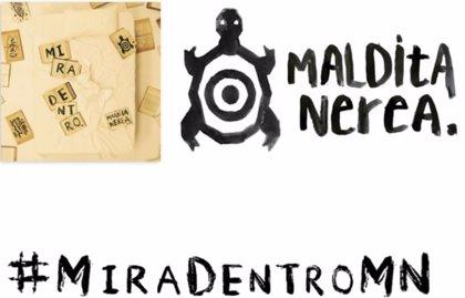 Maldita Nerea presentará este sábado en el Palau de la Música su nuevo trabajo 'Mira Dentro'