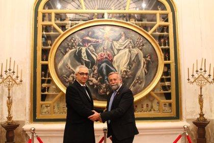 Alcalde de Talavera pedirá al Patronato de la Virgen de la Caridad de Illescas la cesión temporal de cuadros del Greco