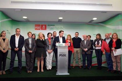"""PSOE reivindica la línea eléctrica entre Vera y Granada ante las """"carencias"""" del interior de la provincia"""