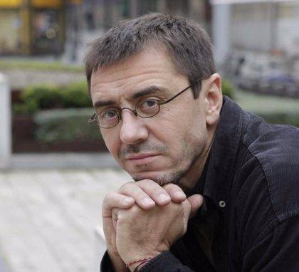 """Monedero cree que ETA debe desarmarse y el Estado hacer lo que esté en su mano para que no vuelva """"esa locura"""""""