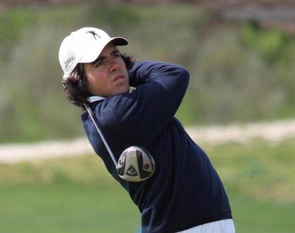 Javier Ballesteros, hijo mayor de Seve, se hace jugador profesional