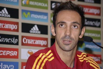 """Juanfran: """"Si Costa no ha venido es porque no estaba en condiciones"""""""