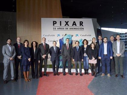 Zaragoza.- El programa 'Líderes para el futuro' visita el CaixaForum