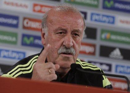 """Del Bosque: """"Si dudamos de ellos por el compromiso, mal asunto"""""""