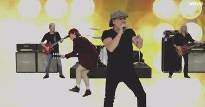 Nuevo videoclip de AC/DC: 'Play Ball'