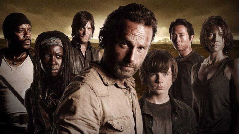 ¿Qué hacían los protagonistas de The Walking Dead antes de la serie?