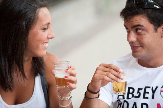 Beber, cerveza