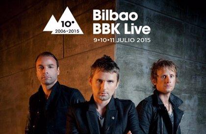 Muse actuarán en Bilbao y Lisboa