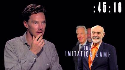 VÍDEO: Benedict Cumberbatch imita a once actores en un minuto
