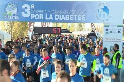 Más de 3.500 personas corren para concienciar de la importancia del deporte en la prevención de la diabetes