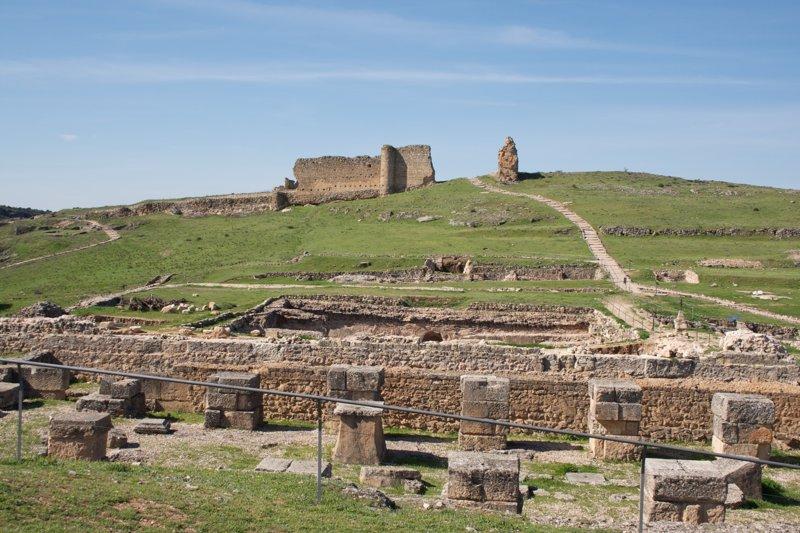 Valeria, ciudad romana de Cuenca