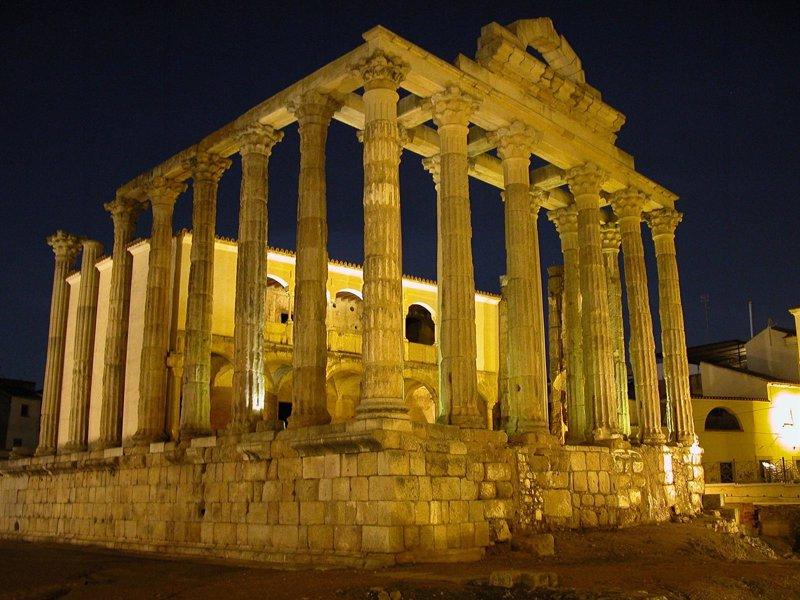Lo Que Los Romanos Se Dejaron En Espana