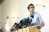 Foto: Errejón pidió dejar su investigación en la Universidad de Málaga por la dificultad de compatibilizarla con Podemos