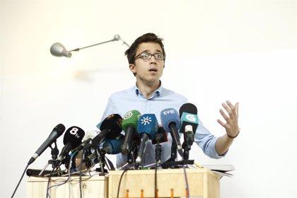 Errejón diserta sobre cambios políticos y sociales