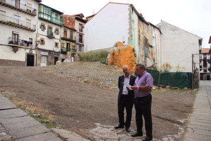 CANTABRIA.-Laredo.- Gesvican vuelve a licitar las 20 VPO de la Puebla Vieja tras la aparición de hallazgos arqueológicos
