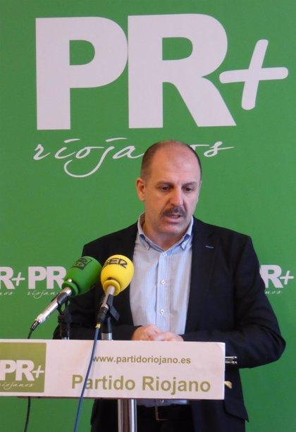 Miguel González de Legarra candidato del PR+ al Gobierno de La Rioja