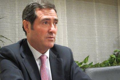 """Garamendi siente """"vergüenza"""" por los actos de representantes empresariales"""