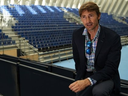 Juan Carlos Ferrero será el nuevo 'caddie' de Sergio García