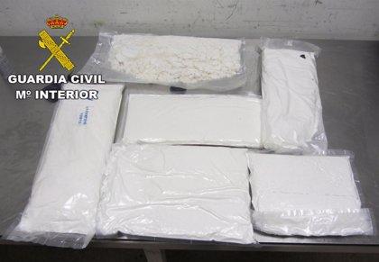 Requisados 15 kilos de cocaína en Barajas en sólo 4 días