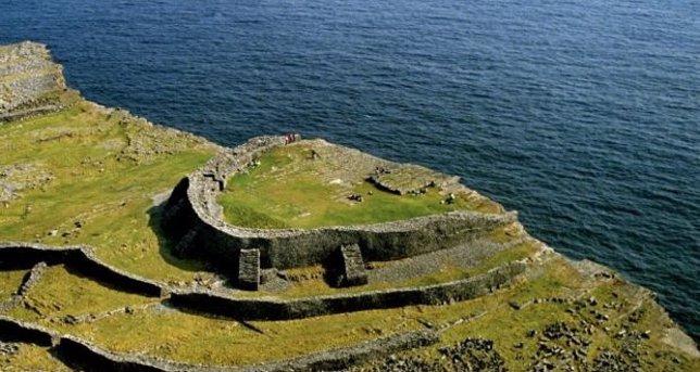 Construcciones celtas en Irlanda