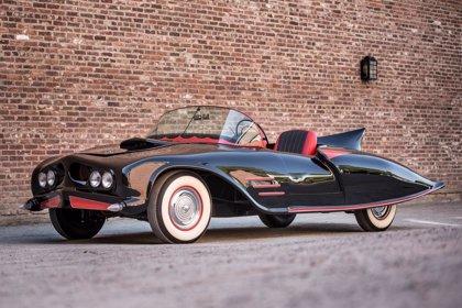 El primer Batmóvil oficial de la historia sale a subasta por 90.000 dólares
