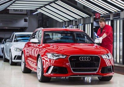 Las ventas de coches en Europa crecen un 6,2% en octubre