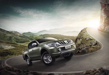 Mitsubishi lanzará en 2015 en España el nuevo 'pick-up' L200