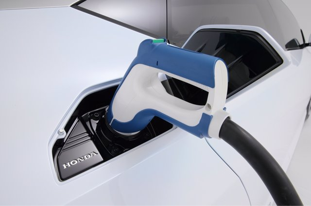 Recarga de hidrógeno de Honda