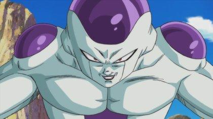 Freezer resucita en la nueva película de Dragon Ball Z
